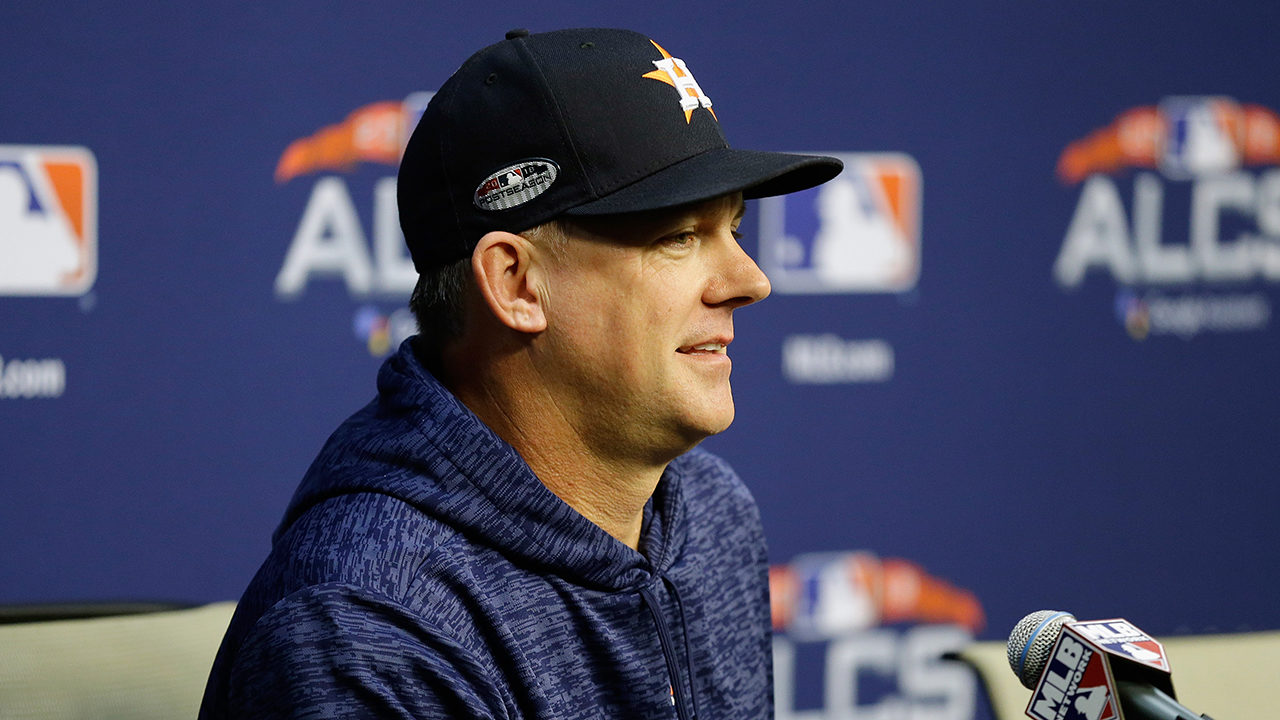 Hinch Luhnow Offer Thoughts On 2018 Astros Season