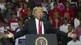 LIVE: President Trump speaks at Sen. Cruz rally in Houston