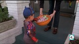 When to let kids trick-or-treat alone?