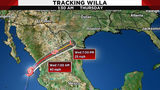 How a Pacific hurricane will impact Houston this week