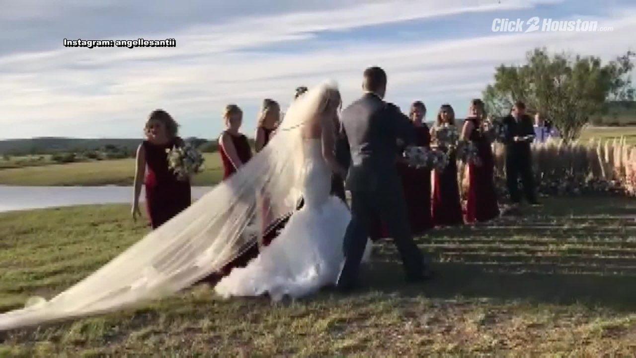 Wedding Helicopter Crash.Newlyweds Killed In Helicopter Crash After Leaving Wedding