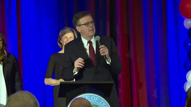 Lt. Gov. Dan Patrick released from hospital after being treated for…