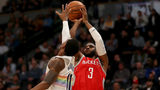 Harden scores 22 points as Rockets top Nuggets