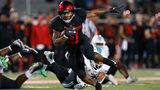 Patrick Carr runs for 139 yards&#x3b; Houston beats Tulane 48-17