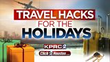 These are the travel hacks you need this holiday season