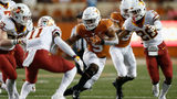 No. 13 Texas defense smothers No. 18 Iowa State 24-10