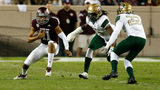 Williams scores 2 TDs as Aggies down UAB 41-20