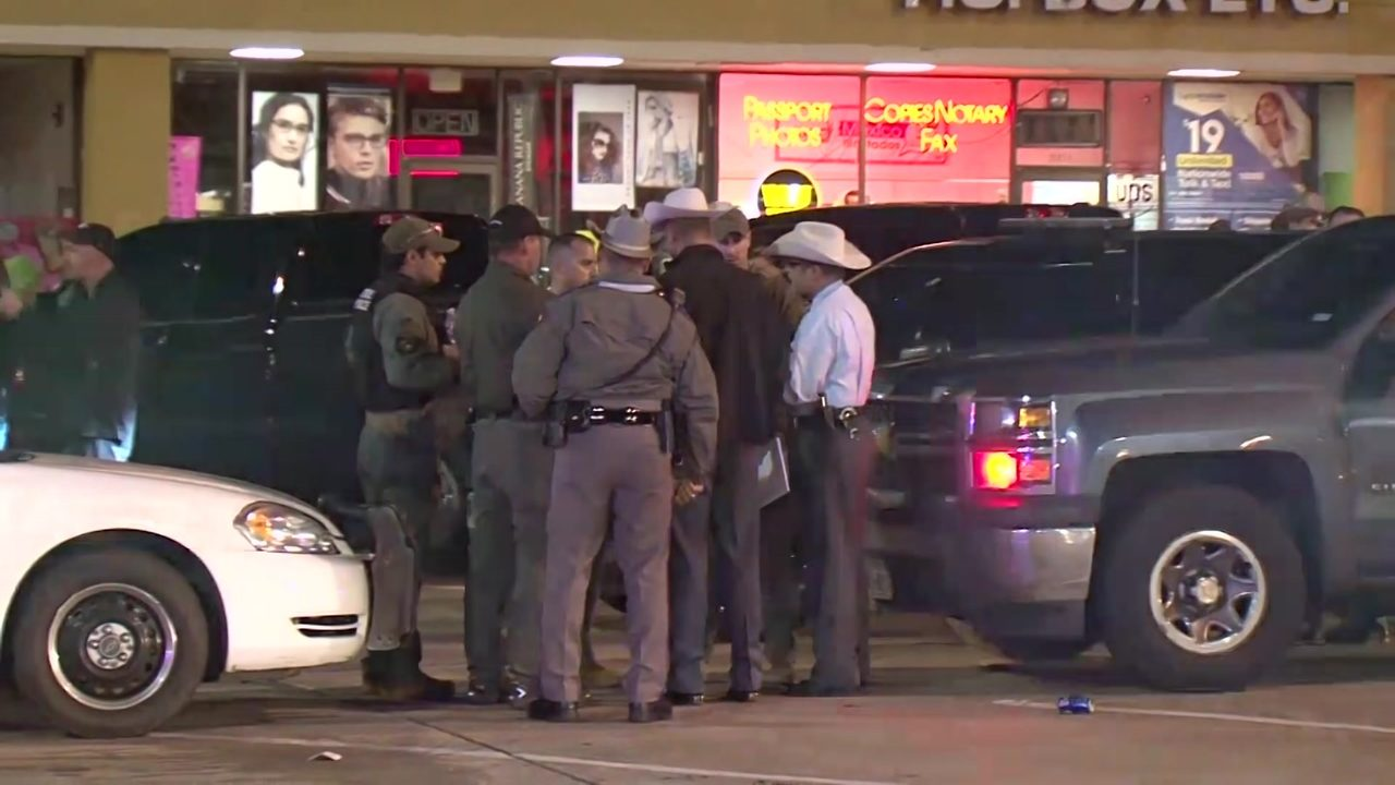 Texas DPS fatally shoots suspect in attempted robbery at NW