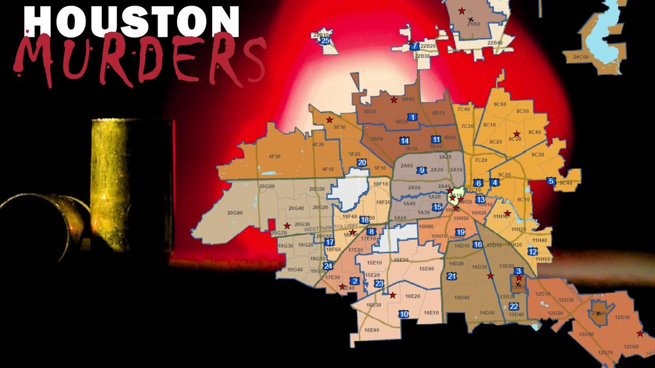 Getting away with murder: Tracking Houston\'s unsolved homicides