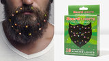 This is how to deck out your beard for the holidays