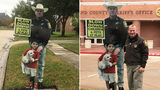 Life-size Sheriff Nehls anti-speeding cutouts 'quite popular and&hellip&#x3b;