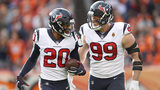 Texans prepare for division clash against Titans on Monday Night Football
