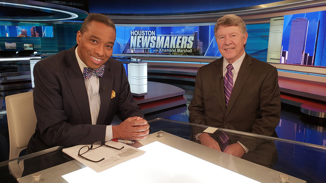 Video Thumbnail For Houston Newsmakers Straight Ticket Was The Critical Factor