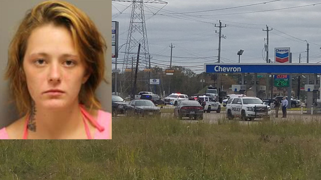 Woman Identified After Leading Police On Chase Being Shot