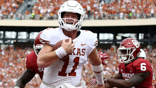 A study says the University of Texas is a rival to the most teams in the country