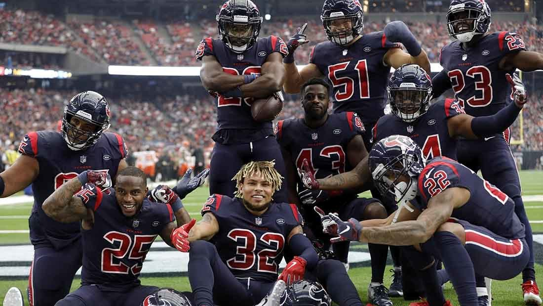 b5c530861 Texans beat Browns to extend winning streak to 9 games