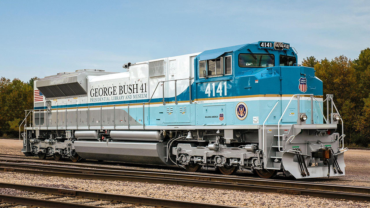 History Of The Train That Will Transport Former President