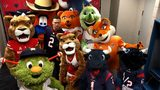Alex Bregman, Houston-area mascots take 'The Stare' to another level of awesome