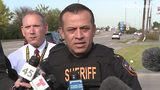 Chief deputy gives updates on shooting that injured 3 officers