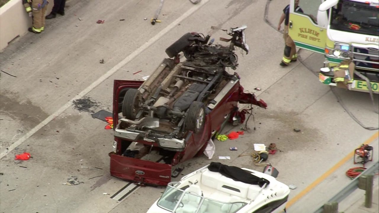 What We Know About At Fault Driver In Deadly Grand Parkway Crash