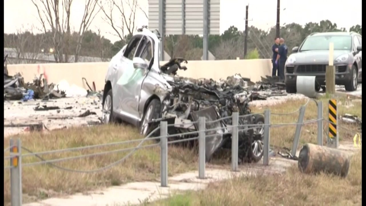 two victims in deadly grand parkway crash identified
