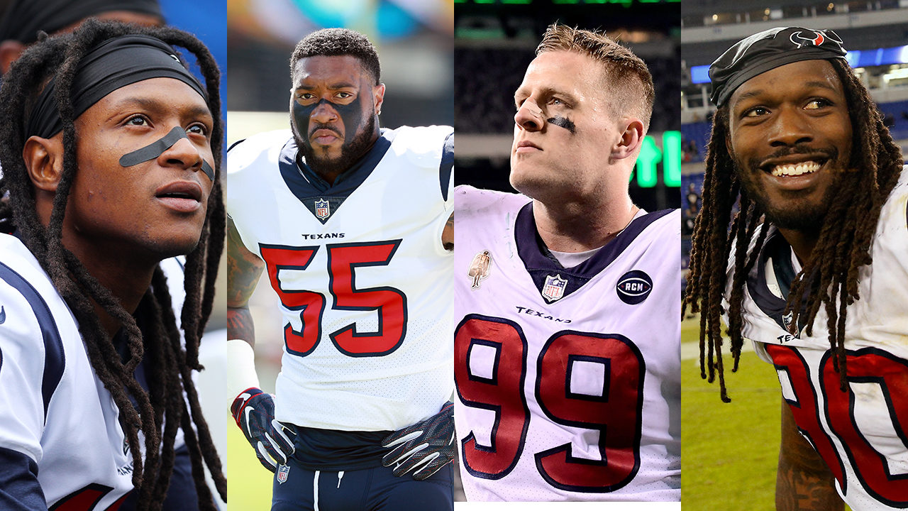official photos 50056 a9be2 5 Texans named to 2019 Pro Bowl