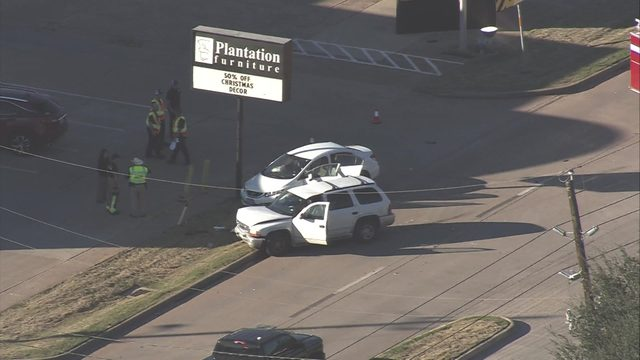 Update 2 People Killed In Fort Bend County Crash Have Been