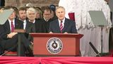 Gov. Abbott, Lt. Gov. Patrick sworn in for second terms