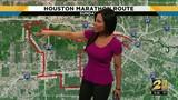 Traffic Update: 2019 Chevron Houston Marathon