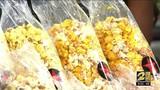 National Popcorn day Saturday
