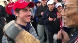 Teen at center of confrontational video denounces 'outright lies' about him