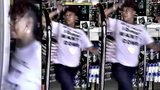 Video shows woman attempting to leave Dollar General without paying for items