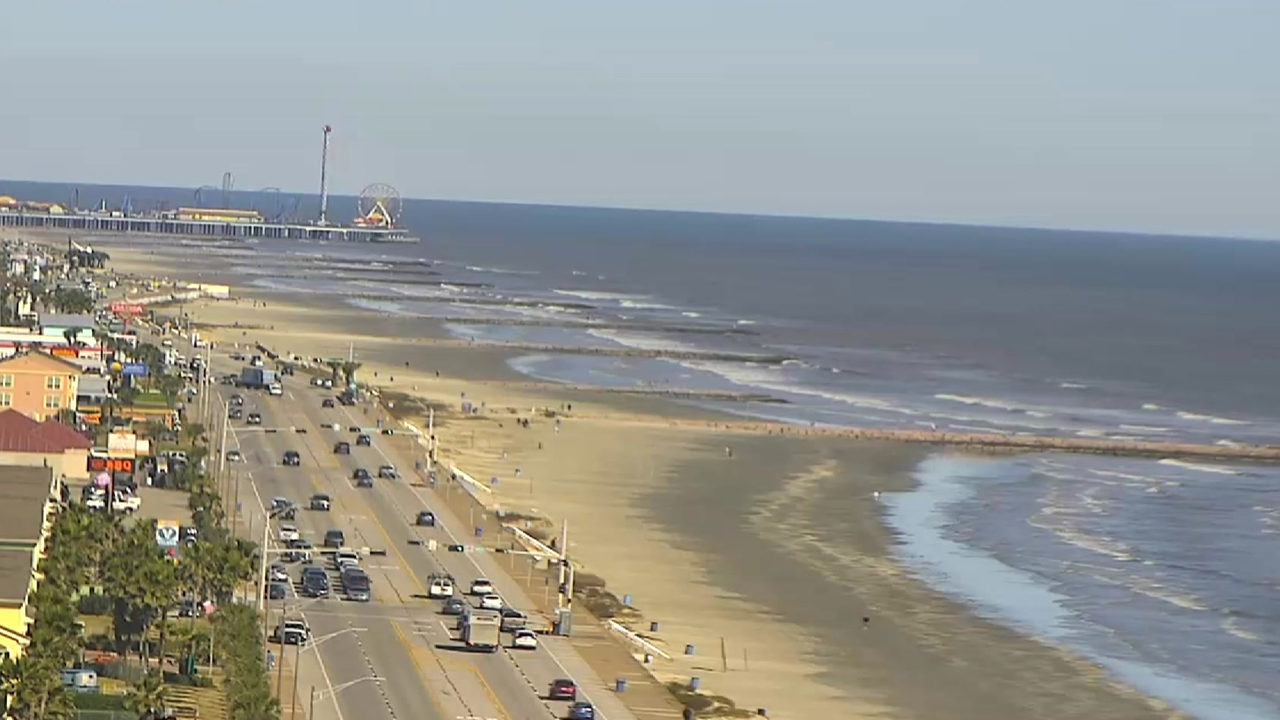 Upgrades to Babe's Beach in Galveston begin in early August