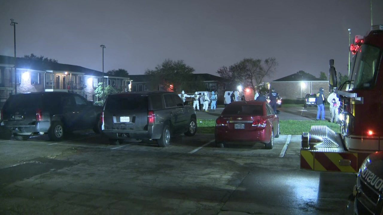 Drug Bust Underway at SW Apartment