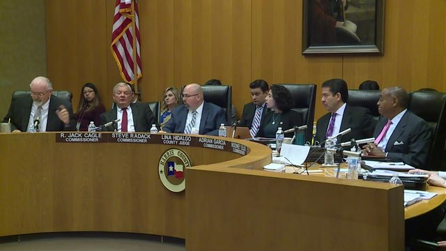 Your property tax rate could go up if Harris County Commissioners vote…