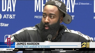 The numbers behind James Harden's Case to Repeat as MVP