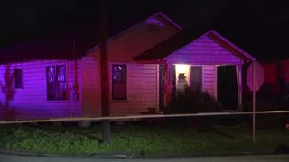 Man 'minding his own business' shot, killed in front of his house, police say