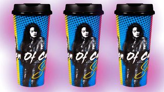 These Selena cups from Stripes make our hearts go 'Bidi Bidi Bom Bom'