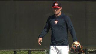 Bregman, Astros preparing for upcoming season in West Palm Beach