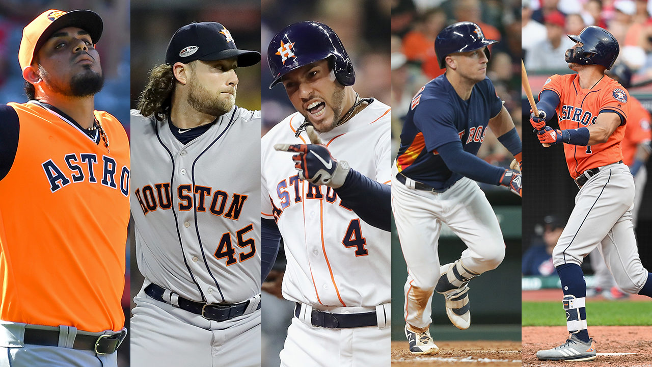 e54befd8b11 Astros uniforms named best in MLB