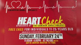 Catching hidden heart defects: Free screening this Sunday