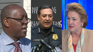 Turner, Acevedo, Ogg to address no-knock policy after botched raid