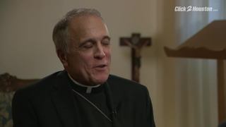 Cardinal DiNardo speaks ahead of summit