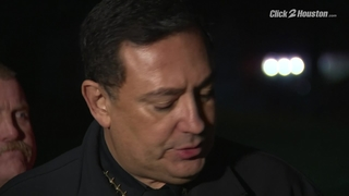 HPD Chief Art Acevedo provides updates on Eastbrook Drive shooting