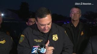 Update from scene where officer shot man on Beechnut on Feb. 21, 2019