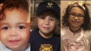 Amber Alert issued for 3 Connecticut children last seen in Sealy