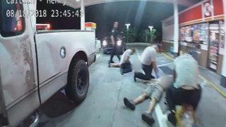 Triple Overdose: Body cameras show Narcan rescue
