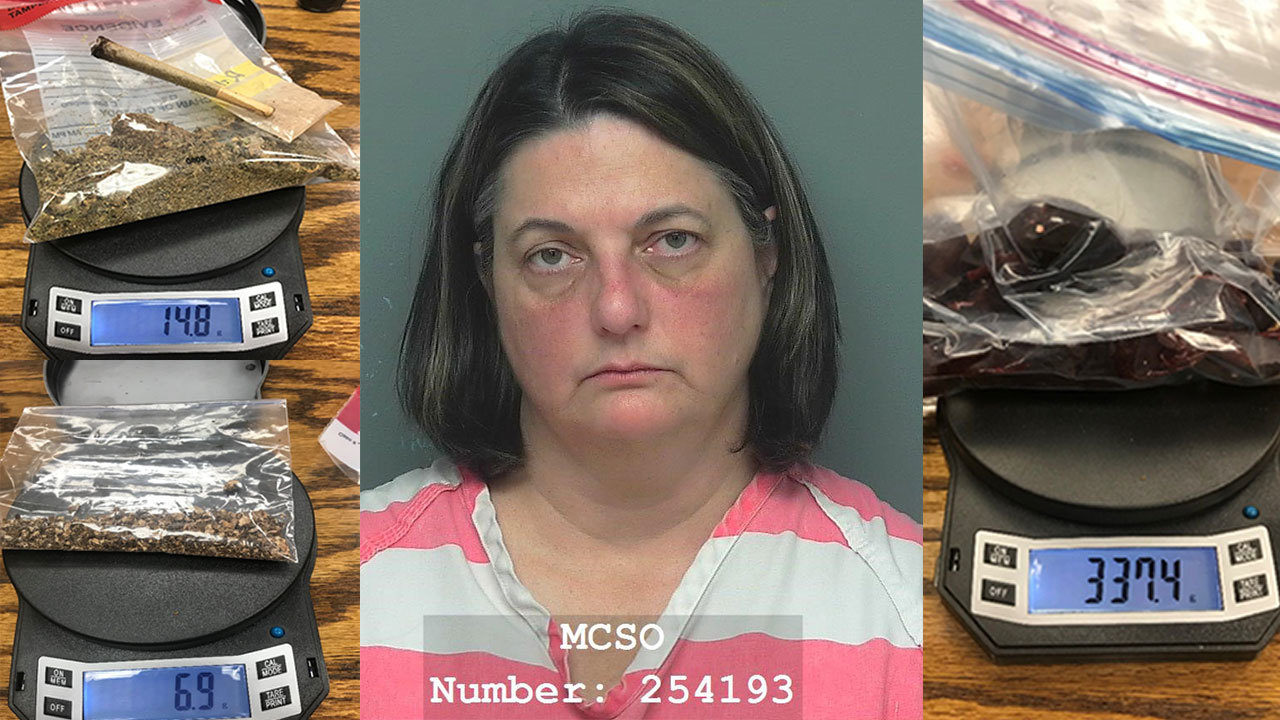 Pot Edibles Lsd Seized In Magnolia Search Deputies Say