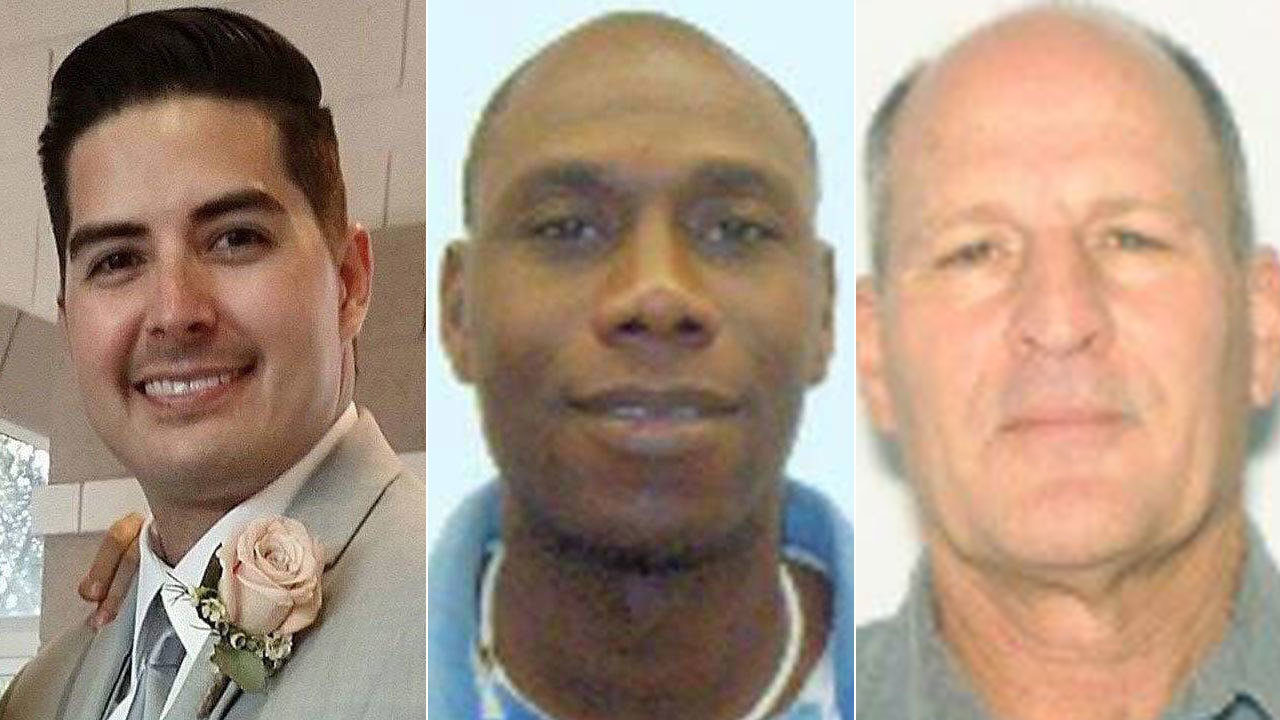 These are the victims of the Trinity Bay plane crash