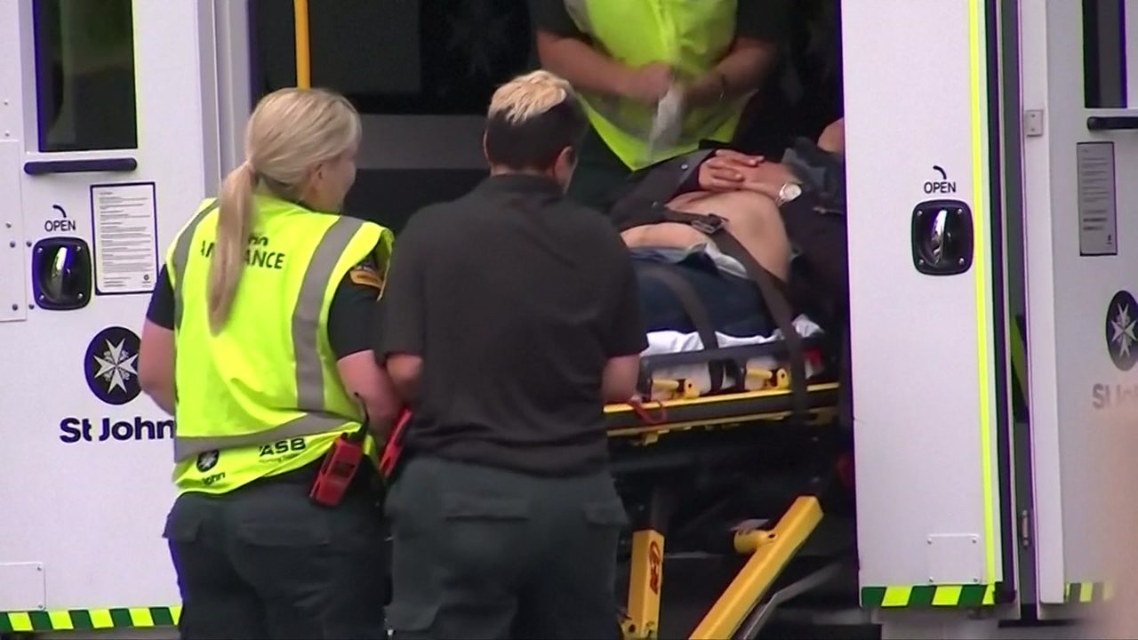 New Zealand Mosque Shooter Livestreamed Killings On Facebook: 49 Killed At Mosques In 'one Of New Zealand's Darkest Days